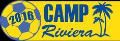 Logotyp till Camp Riviera - Camp Sweden