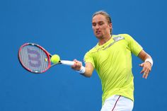 Alexandr Dolgopolov Photos - Australian Open: Day 2 - Zimbio