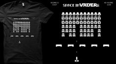 space inVADERs by narutal