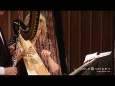 Suo Gan - A Mother's Song - Peaceful Music Welsh Lullaby - Best Flute, Harp, & English Horn Solo