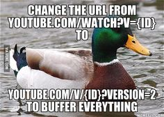 How to fully buffer YouTube videos