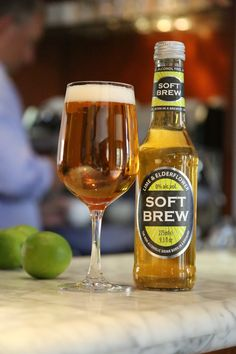 With a slice of lime ? Slice Of Lime, Alcohol Free, Sauce Bottle, Brewery, Food, Essen, Meals, Yemek, Eten
