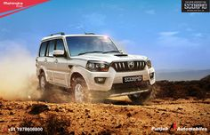 The new generation #Scorpio comes with cushion suspension & anti-roll technology. Call on: +91-7878608800 #Ahmedabad