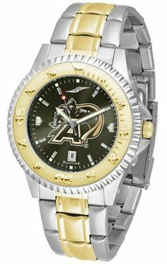 Army Black Knights- United States Military Academy Competitor Anochrome - Two-tone Band - Men's - Men's College Watches by Sports Memorabilia. $95.43. Makes a Great Gift!. Army Black Knights- United States Military Academy Competitor Anochrome - Two-tone Band - Men's