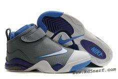 Nike Zoom Flight Club White Gray - Tony Parker Shoes Discount 902e53ae6