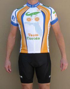 Team Florida Custom Jersey
