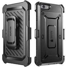 iPhone Plus Case / iPhone 6 Plus Case, CINEYO(TM) Heavy Duty Belt Clip Holster Apple iPhone 6 Plus Case inch Full-body Rugged Hybrid Protective Cover with Swivel Belt Clip (iPhone Plus Case / Apple Iphone 6 Plus case Black) (Black) Apple Iphone 6s Plus, Iphone 6 Plus Case, Iphone Cases, 6s Plus Case, 6 Case, White Iphone, Layers Design, Design Case, Portable