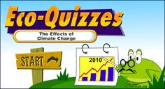 Climate Change Eco Quiz