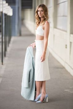 Best of the Week's Style Blogs: Cool Blues - The Cut