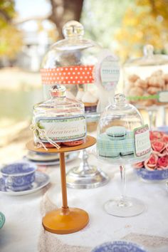 Springtime Tea Party  |  erin johnson photography