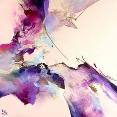 "Saatchi Art Artist Jonas Gerard; Painting, ""Spirit Rising IX"" #art"