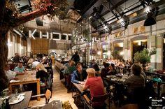Khotinsky Dordrecht - Restaurant&Grand Café - Uitgaan Dordrecht