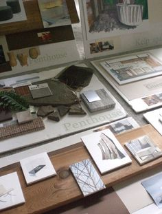 Material Boards