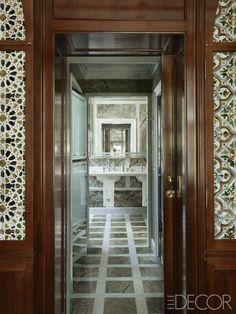 HOUSE TOUR: A London Home Filled With Historical Charm - ELLEDecor.com