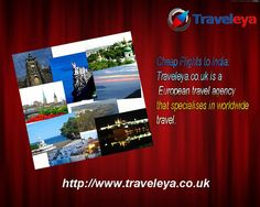 Find cheap flights to India. Book flight tickets to India and international travel. Compare prices on flights to India at Traveleya.co.uk       Neat destination.  I got the best travel deals here: http://Click-Here-Now.To/getcheapesttravel.html