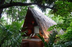 Village Themed Cottages at Vengurla