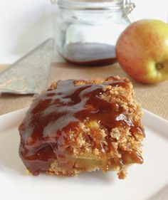 So remember when I accidentally discovered caramel last week while making the frosting for the Paleo German Chocolate Cupcakes? Well these Paleo Caramel Apple Pie Bars are what happens when you accidentally discover caramel. That and I have about 3 recipes I'm working on, all drenched in caramel. I love caramel, do you? I hadn't …Read more...