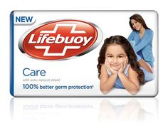 4 LOT Lifebuoy CARE Soap 125g Bars XXL Ebay Best Price! Free Shipping #Lifebuoy