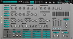 Rob Papen Soundware is proud to announce availability of PunchBD-RE, a versatile and easy-to-use bass drum synthesizer Rack Extension for Pr...