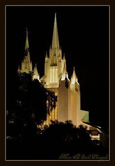 San Diego CA temple