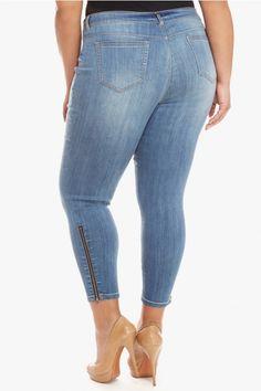 c119f54757f3a Plus Size Jeans. Plus Size Boyfriend JeansPlus Size Skinny JeansPlus Size  PantsCrop JeansDenim JeansMoto PantsFashion To FigureJeans FashionJeggings