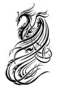 Simple sexy tribal Phoenix Tattoos for Women - Bing Images