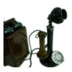 Candlestick Telephones
