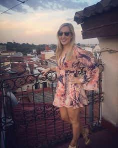 """""""The best @airbnb I stayed in was in Madrid.  Paula has a small studio apt in a 5th floor walk up.  It had air conditioning (major plus) and a shared rooftop.  It's in centro close to the train station, retiro park, and nightlife!! #Airbnb #Madrid #Spain #espana #madridspain #spanish #sunset #centro #kapital #visitspain #nightlife #travelworld #tripadvisor #travel #travelphotography #travelblogger #traveltips #travelpic #travelgram #rooftop #travelguide #traveling #wheretostay…"""