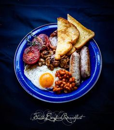 Full English Breakfast – la tradizionale colazione inglese