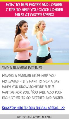 how to train to run faster mile