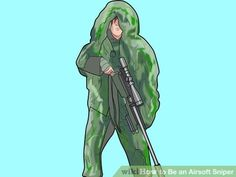 Image titled Be an Airsoft Sniper Step 9
