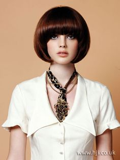 Awesome 60S 70S Bob Hairstyle Hair Love Pinterest Bobs Bob Hairs Hairstyle Inspiration Daily Dogsangcom