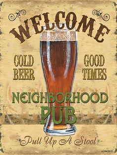 Neighborhood Pub (Debbie DeWitt)