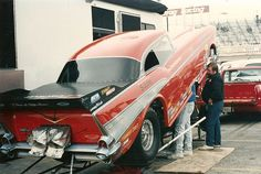 From my Flickr pages. 1989 NHRA Winternationals | by ATOMIC Hot Links