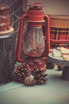 We bet you can find a slightly less used lantern online or at a craft store...