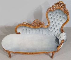 I want a chaise lounge so badly. O.o More than any other piece of furniture.
