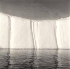 Lynn Davis - Iceberg V, Disko Bay, Greenland, 2004