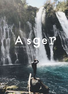 Asger, old Norse names, spear of God, vintage baby names, strong male names, baby boy names, unique baby names, A baby boy names, middle boy names, names that start with A.