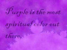 Spirit Day, Spiritual Purple by gabgab56.deviantart.com on @deviantART
