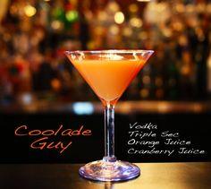 Coolade Guy Martini