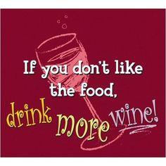 Attitude Aprons by L.A. Imprints Drink More Wine Apron