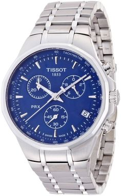 Tissot Men Watches : Blue watches men Tissot