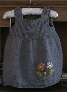 Ravelry: Project Gallery for Smockie pattern by Sublime Yarns – Baby knitting patterns Knitting For Kids, Baby Knitting Patterns, Baby Patterns, Free Knitting, Crochet Patterns, Dress Patterns, Knit Baby Dress, Knitted Baby Clothes, Baby Cardigan