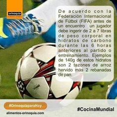 Conoce el Mundial desde otra prespectiva con esta etiqueta #CocinaMundial