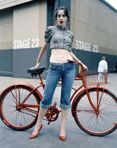 like the bike