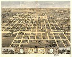 Clinton 1869