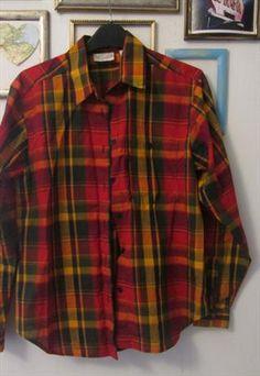 Tartan vintage shirt