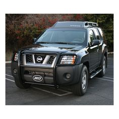 For the conqueror in every truck, Jeep or SUV owner, the ARIES grille guard offers the tough, trail-ready look you demand. It begins with a one-piece frame of thick welded plates and mandrel-bent 2007 Nissan Xterra, Nissan Xtrail, Aries, Bull Bar, Nissan Pathfinder, Ford Expedition, Led Light Bars, Luxury Suv, Work Lights