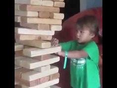 Amazing mental kid