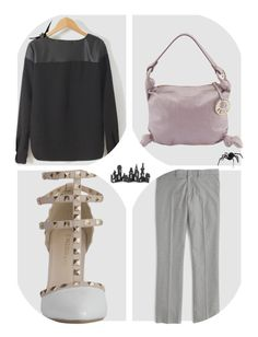 """The big bang"" by junglequeen84 ❤ liked on Polyvore featuring Fendi and Crate and Barrel"